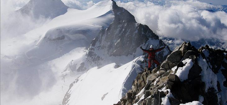 Piz Bernina 4 049 m – 2010