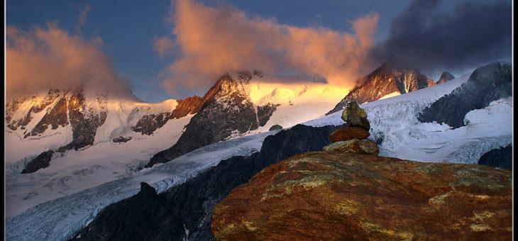 Bernské Alpy 2008
