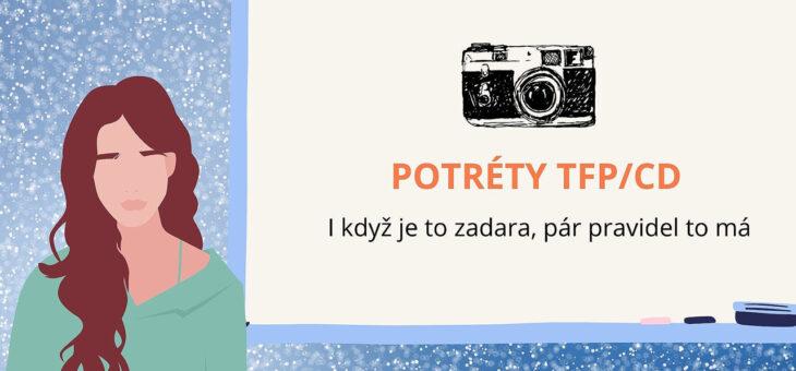 Portréty TFP/CD
