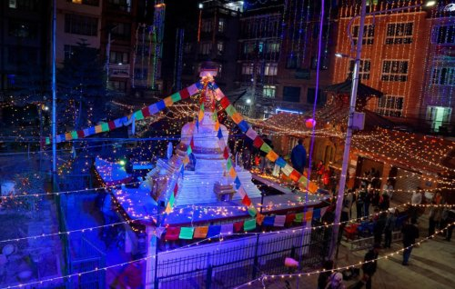 Slavnost světla Dhiwali