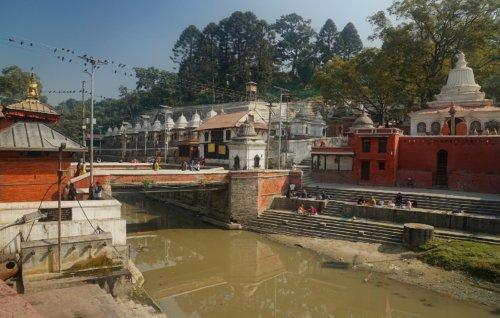 Pashupatinath -hlavní část