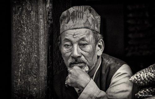 Obchodník na trhu