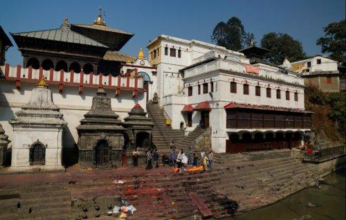 Pashupatinath - hlavní chrám