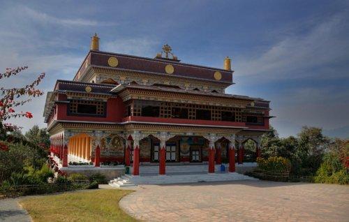 Chrám Amitabha