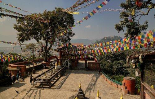 Swayambhunath v KTM