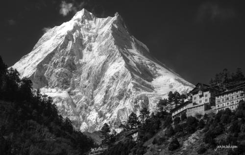 Manaslu 8 163 m