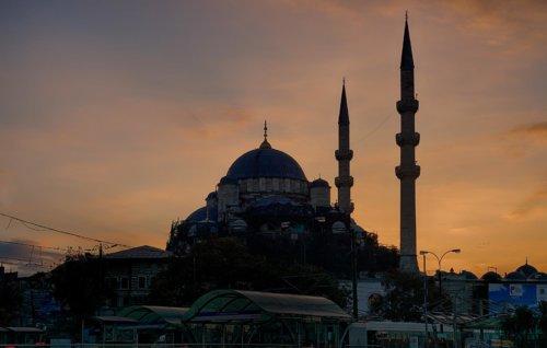 Istanbul - mešita Rüstem Pasha