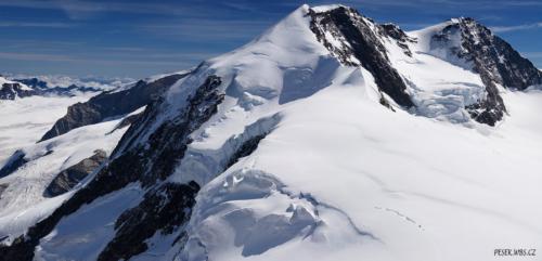 Liskamm 4 527 m
