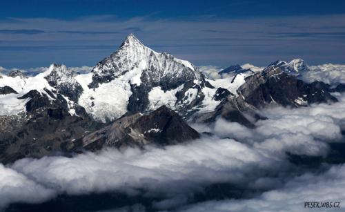 Weisshorn 4 545 m