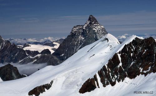 Matterhorn 4 478 m