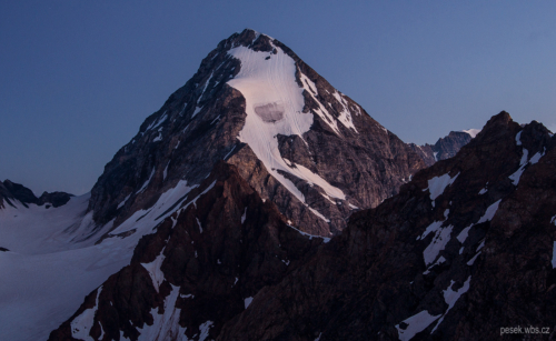Gran Zebru 3 851 m