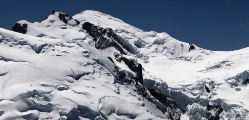 Mont Blanc 4 807 m