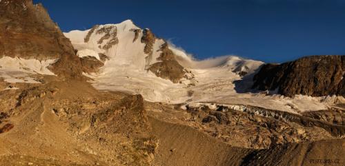 Gran Paradiso 4061 m večer