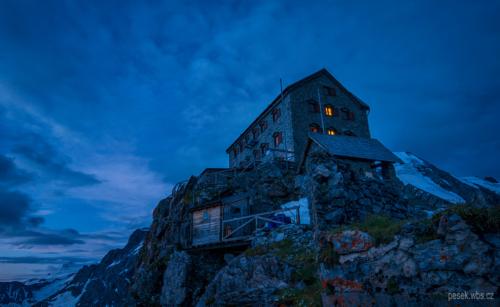 Payer Hütte 3 020 m