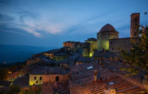 Etruská Volterra